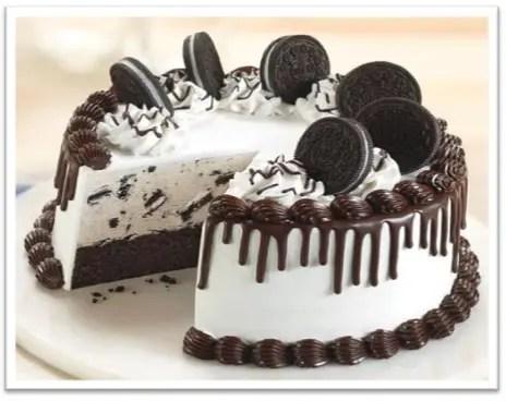 Torta Helada De Galletas Oreo