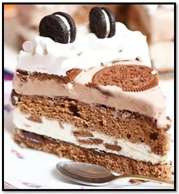 Preparacion De Torta Helada