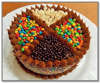 Como Decorar Una Torta Infantil Facil
