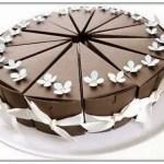 Porciones De Torta Redonda Segun El Tamaño Del Molde