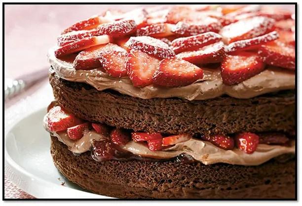 Tipos De Rellenos Para Torta De Chocolate
