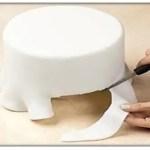 Como Trabajar El Fondant Comprado Para Cubrir Tortas