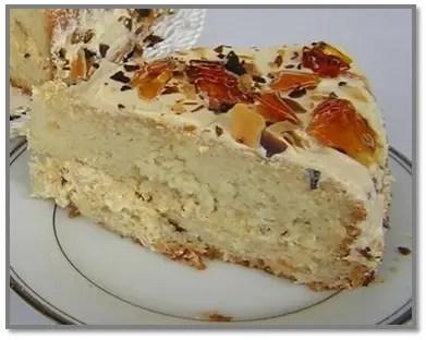 Torta Marquesa De Almendras