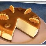 Como Hacer Cheesecake De Dulce De Leche Sin Horno