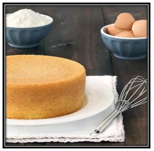 Torta Basica De Manteca