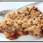 Como Hacer Una Torta De Manzana Con Crumble Facil