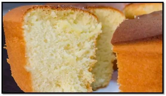 Torta ponqué