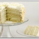 Como Hacer Y Cortar Un Layer Cake