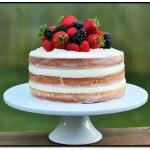 Como Decorar Una Torta Semidesnuda
