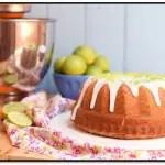 Como Hacer Una Torta De Limón Esponjosa. Receta Fácil