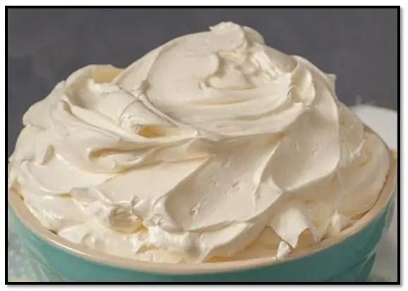 Crema de mantequilla francesa