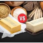 ¿Cuál Es La Diferencia Entre Mantequilla Y Margarina En Repostería?
