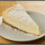 Receta De Cheesecake De Coco Paso A Paso