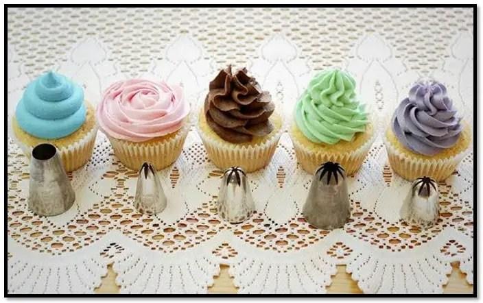Frosting de oreo para cupcake