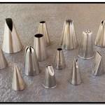 Tipos De Boquillas De Repostería Y Como Usarlas