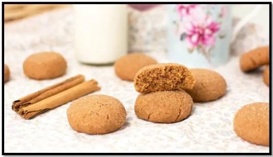 como hacer galletas de canela