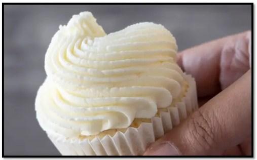 como hacer glaseado para cupcakes