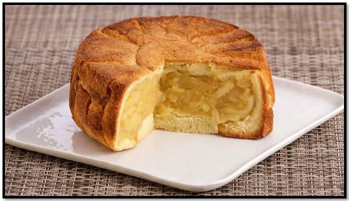 receta de charlota de manzana
