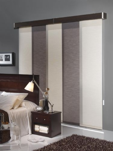 El panel japons una alternativa a la cortina tradicional