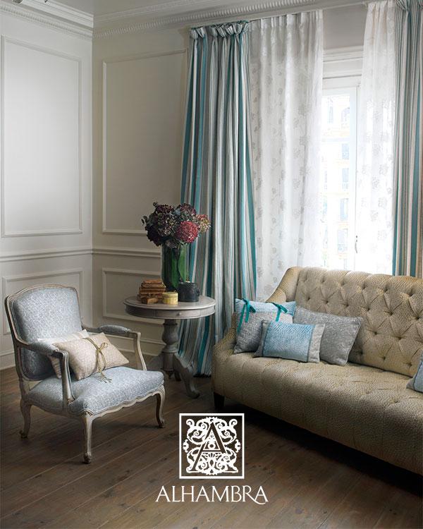 Decora tus ventanas con visillos  Villalba Interiorismo