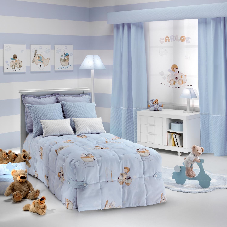 Consejos para elegir las cortinas de la habitacin de tu peque  Villalba Interiorismo