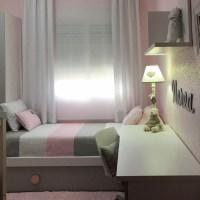 Un dormitorio para la pequeña Nerea