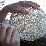 Esferas decorativas de Araña