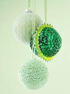 esferas decorativas para navidad