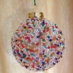 esfera navideña original