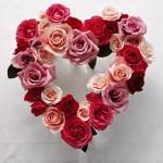 centro de mesa San Valentín