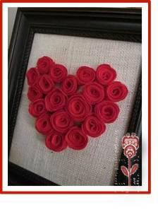 cuadro decorativo san valentin
