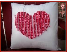 decoracion estilo san valentin