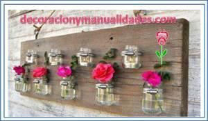 cuadros decorativos florales