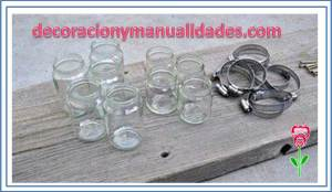 decoraciones con material reciclable