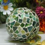 Esfera con Mosaico