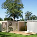 Casas creadas con contenedores