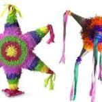 Manualidad de una Piñata muy Bien elaborada al estilo mexicana