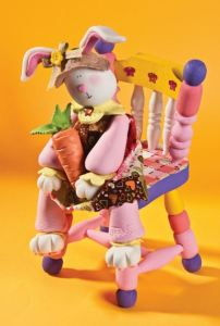 conejo-silla