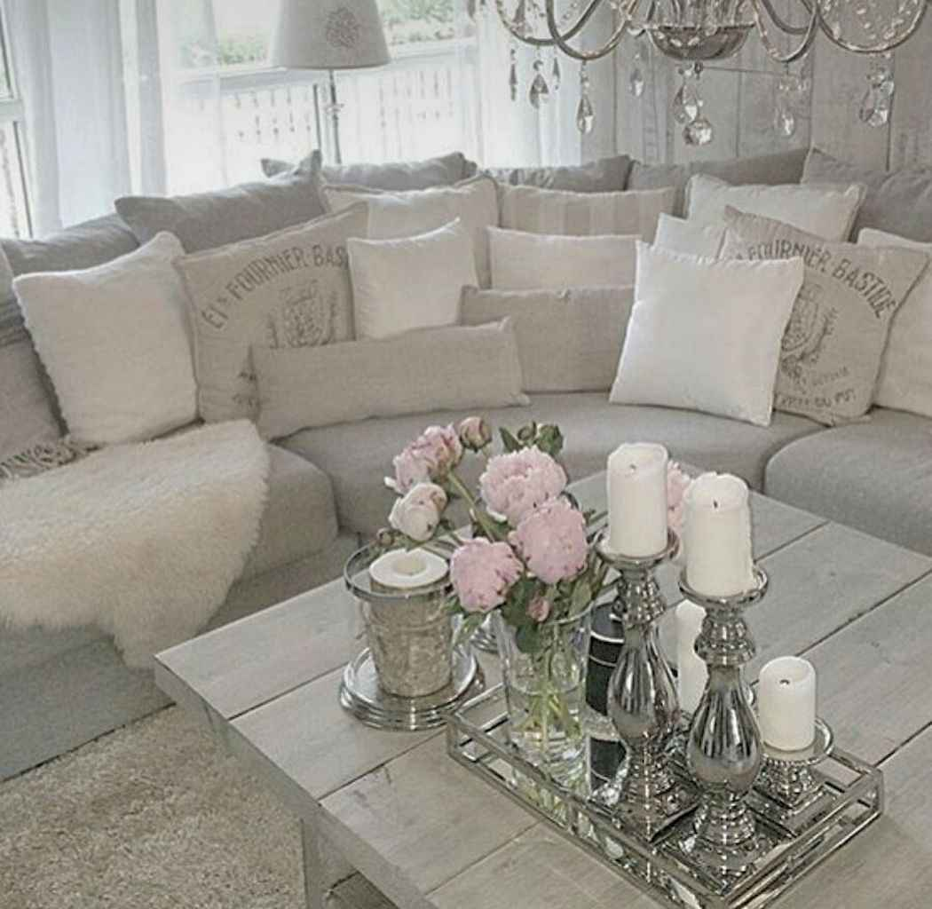01 Fresh Shabby Chic Living Room Decor Ideas on A Budget