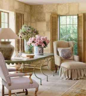 05 Elegant French Country Living Room Decor Ideas