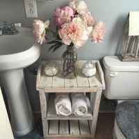 41 Beautiful Small Bathroom Decor Ideas on A Budget