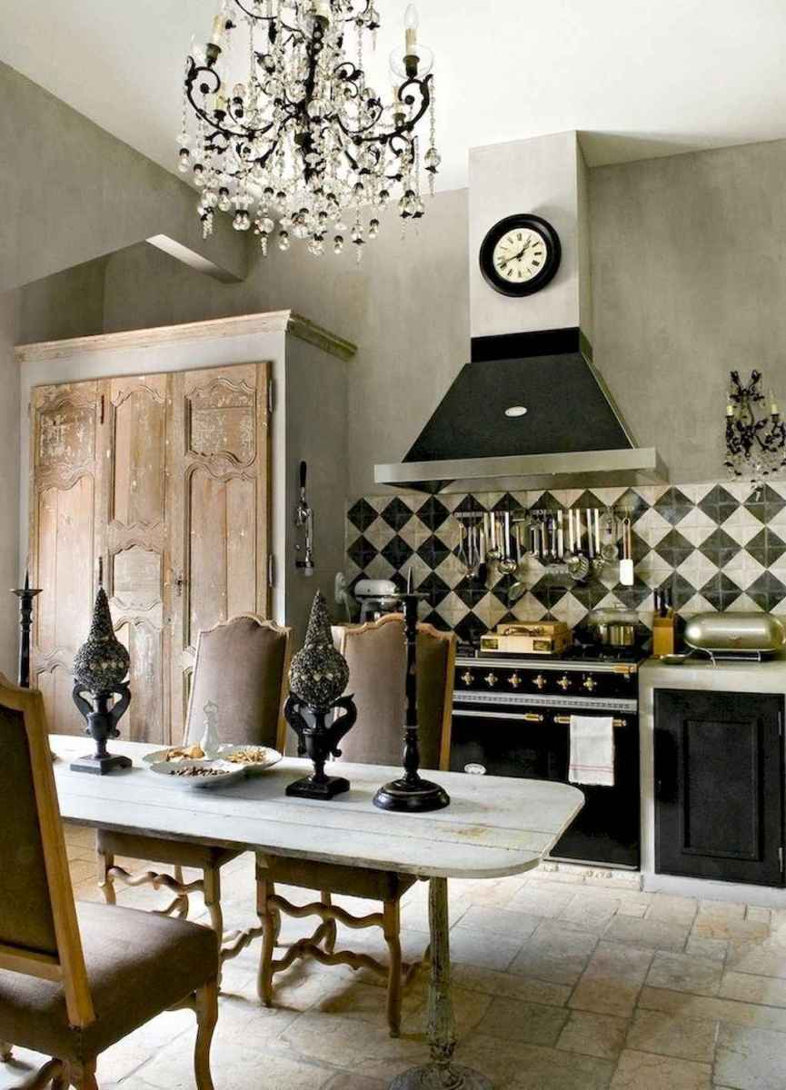 63 Simple French Country Kitchen Decor Ideas