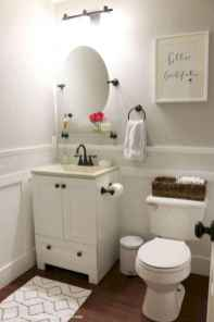 83 Beautiful Small Bathroom Decor Ideas on A Budget