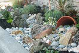 03 Gorgeous Front Yard Rock Garden Landscaping Ideas