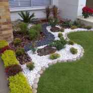 10 Gorgeous Front Yard Rock Garden Landscaping Ideas
