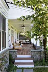 12 Beautiful Wooden and Stone Front Porch Ideas