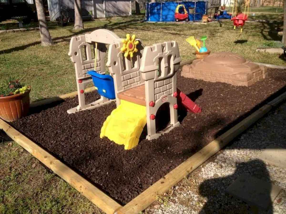 14 Small Backyard Playground Landscaping Ideas on a Budget