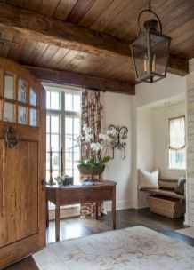15 Welcoming Rustic Farmhouse Entryway Decorating Ideas