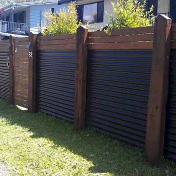 19 Affordable Backyard Privacy Fence Ideas