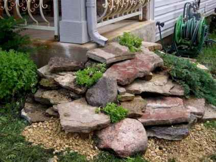21 Gorgeous Front Yard Rock Garden Landscaping Ideas
